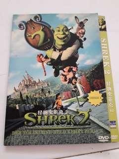 To bless Shrek 2 Dvd