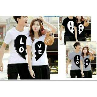Kaos couple love