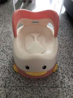 Babyhood toilet
