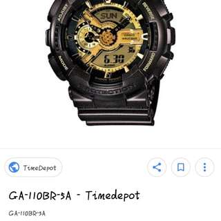 gshock,he 110br 5a