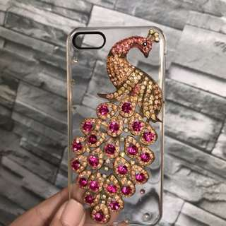 Iphone 5s Peacock Casing