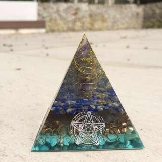Orgone Pyramid (Strength)