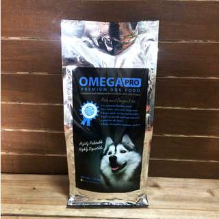 OmegaPro Salmon Premium Dog Food All life Stages 1.5 kilogram