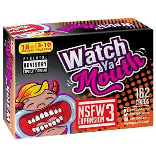 Watch Ya Mouth Family NSFW Expansion Pack #3