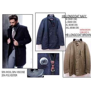 Hugo Boss Long Coat