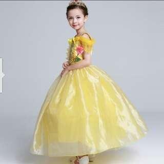 Dress/frozen dress /belle dress