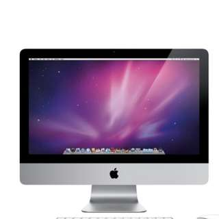 "Clearance!!! APPLE MB323LL/A/C2D/2.4/1GB/250GB/10.11 20"" iMac"