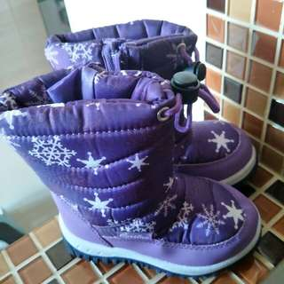 Kids/baby Winter Boots from Spain