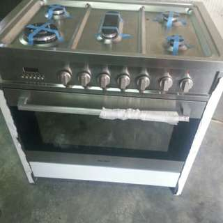 Elba stove and oven