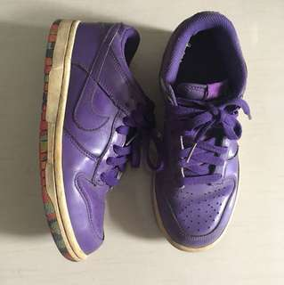 Nike WMNS dunk low - club purple (reprice)