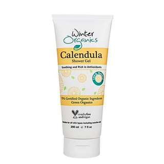 Organic Calendula Shower Gel