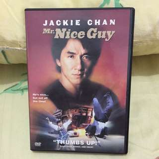 Me Nice Guy Dvd