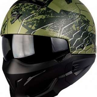 Scorpion Exo Combat Exo-Combat Ratnik Modular Helmet