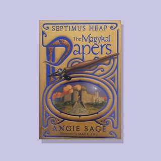 The Magykal Papers by Septimus Heap