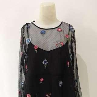 Blouse Zara size XL