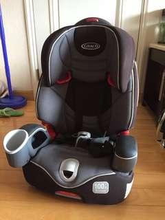 Graco child car seats