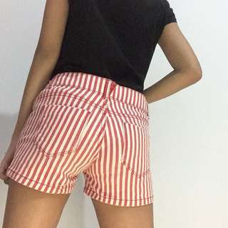 Stripe short (zara kids)
