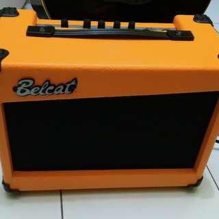 Ampli bass belcat 20b new bonus kabel javk