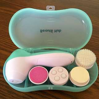 Beaute Hub Facial Cleaner Multi-Function Personal Care Kit
