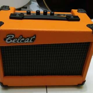 Gitar ampli belcat 15g bonus kabel jack