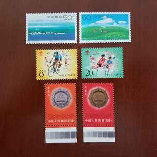 中國郵票2