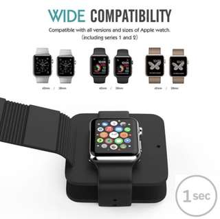 Apple watch專用holder PU料