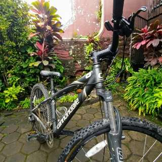 Cannondale F8 size S
