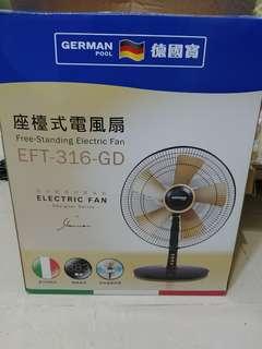 100 % new German Pool Fan