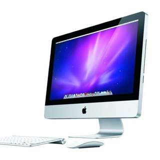 Clearance! Apple iMac MB950LL/A 21.5-Inch Desktop (21.5-inch, Late 2009)