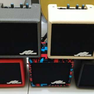 Ampli kecil mini ajib distorsion klin ada bonus dpet new