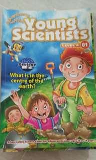 Young scientists Comics Magazines Level 4