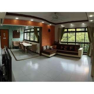4 room HDB @ MRT @ Ang Mo Kio @ $2500+ now ! - No Agency Fee !!