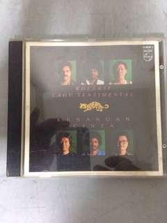 CD Koleksi Lagu Sentimental AlleyCats