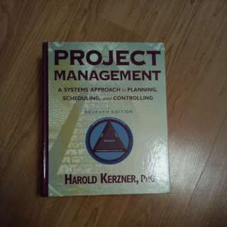 Project Management 7th Edition