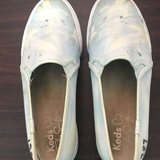 Preloved Original Keds (Taylor Swift Collection). RFS: doesnt fit anymore.