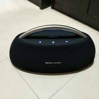 Harman Kardon Go+play 2 (100w portable bluetooth speaker) , JBL,  Bose,  Bowers & Wilkins, B&O