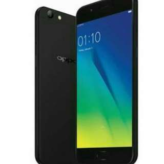 Hp oppo a57 kondisi mulus90%