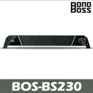 Sale!! Brand New In Box Bono Boss Soundbar Speaker (sealed)