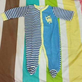 Baby Gear Frog Suit