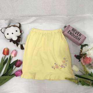 ti:zed girl's skirts_Yellow