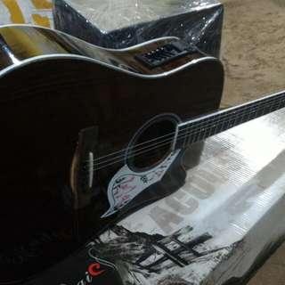 Gitar akustik elektrik ibanez