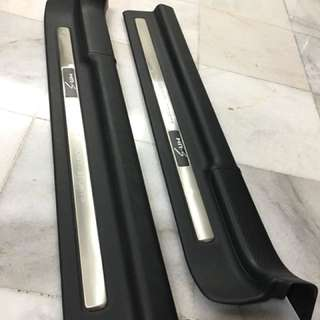 Toyota MRS door sills