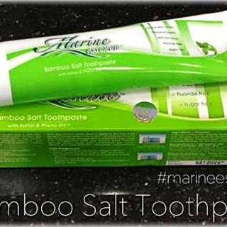 Marine Essence Bamboo Salt Toothpaste