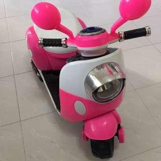 Electric Motor Bike Kids