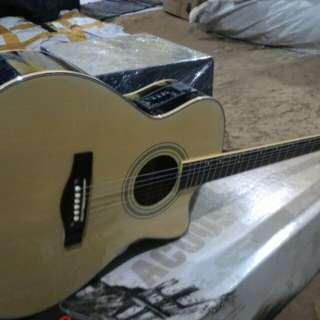 Gitar akustik elektrik colekcrak