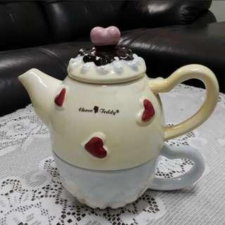 New Teapot + Mug