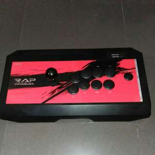 HORI REAL ARCADE PRO .V HAYABUSA fighting/arcade stick for PS4/PS3/PC