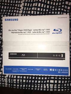 Samsung Blu Ray Player : BD-J4500R