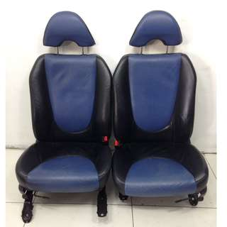 Honda Fit Car Leather Seat (CS346)