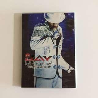 Jay Chou concert DVD